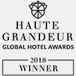 Haute Grandeur Winner Badge
